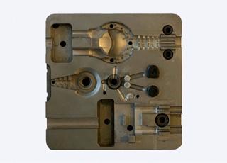 Moldes de Sobre moldagem de conectores