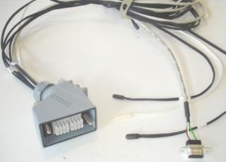 Cablagem com sondas p/ controlo Frio na Indústria Farmacêutica