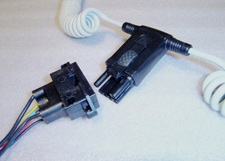 Conectores c/ multicontactos sobremoldados e isolados