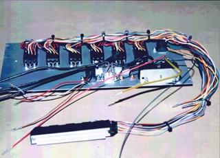 Integração em equipamento c/ multiligações p/ análise sinais