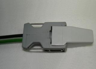 Peças Injetadas para conectores (capots)
